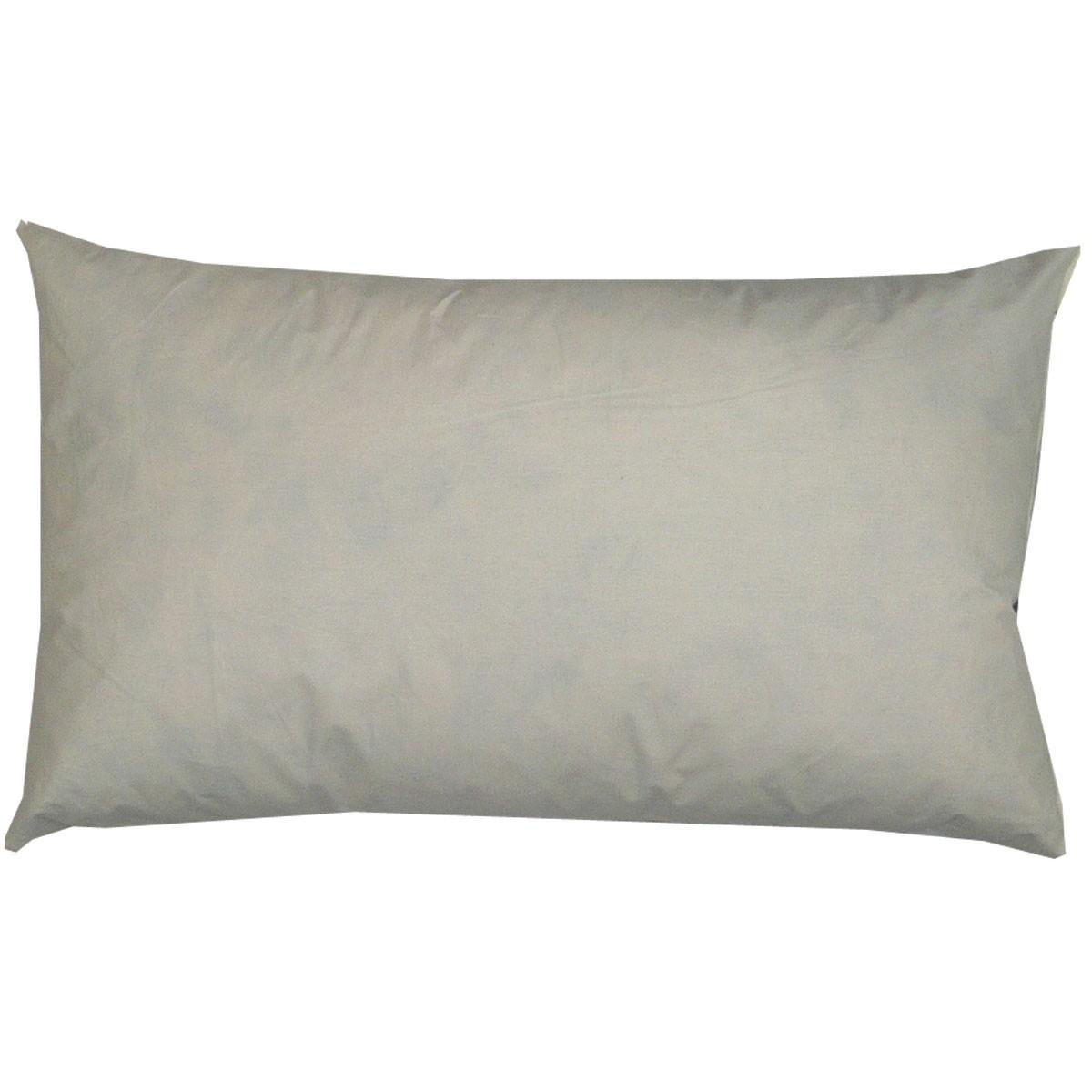 kissenf llung f llkissen kissen inlett federn 30x50cm. Black Bedroom Furniture Sets. Home Design Ideas