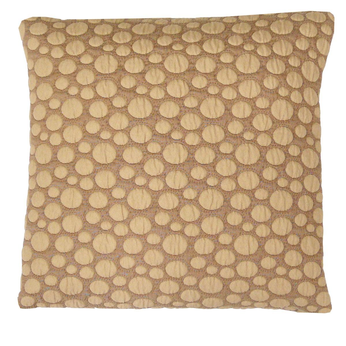 kissen mit punkten kissen mit f llung goldfarbig mit punkten beige 35x45cm kissen gr n mit. Black Bedroom Furniture Sets. Home Design Ideas